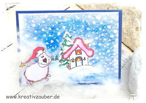 stempelkarten winter