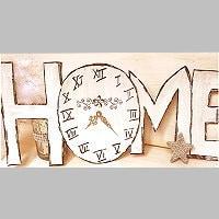 home-uhr-vorlage