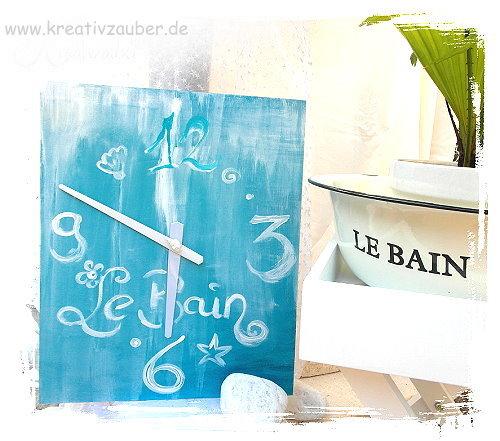 le-bain-uhr