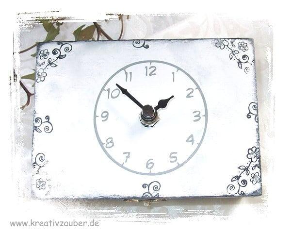 shabby-clock