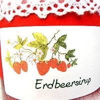Erdbeeren sind lecker und schön….
