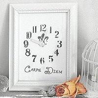 Bilderrahmen – Uhren