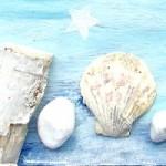 Maritime Uhren im Beach-Look