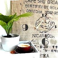 KaffeeSack Uhr