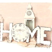 Home – Design – Uhr aus Pappe inkl. Vorlage