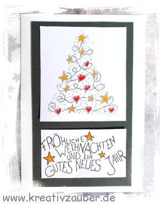 weihnachtsstempel