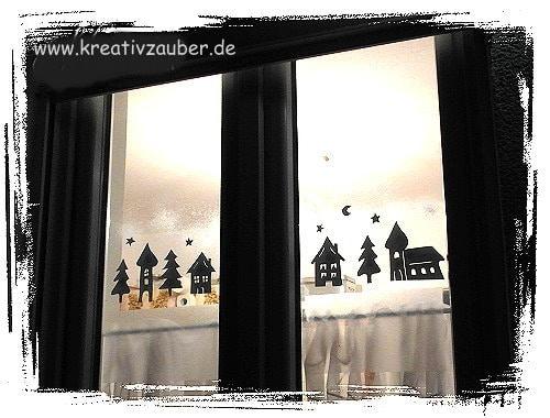 Fensterbilder Zu Weihnachten Fur Kinder Erwachsene 5