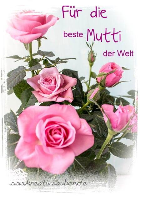 muttertag-rosen