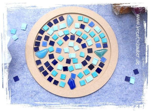 Mosaik Basteln