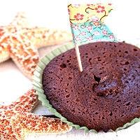 Schoko Muffins mit flüssigem Kern