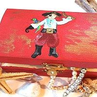 Piraten Schatztruhe