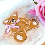 Bastelideen für Kinder: Teddy-Schatztruhe