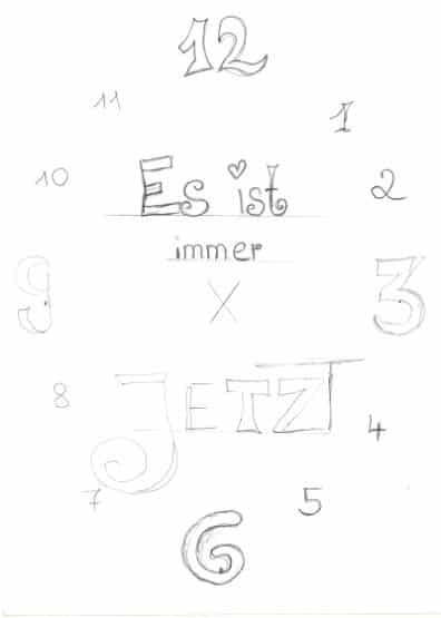 lettering-skizze