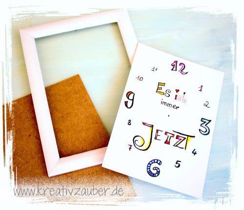lettering-uhr-material