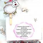 Lustiges Wichtelgeschenk – Schafmist