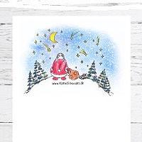 Gratis Briefpapier Winter & Weihnachten