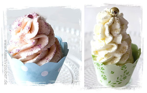 badecupcakes selber machen