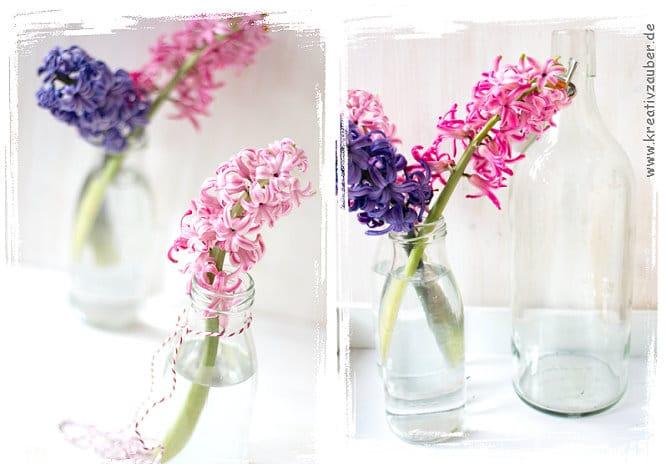 upcycling vase