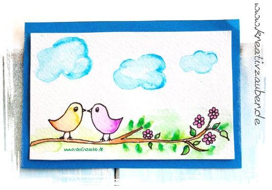 briefpapier vogel gratis