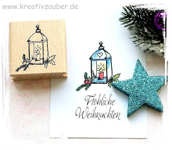 motivstempel winter weihnachten