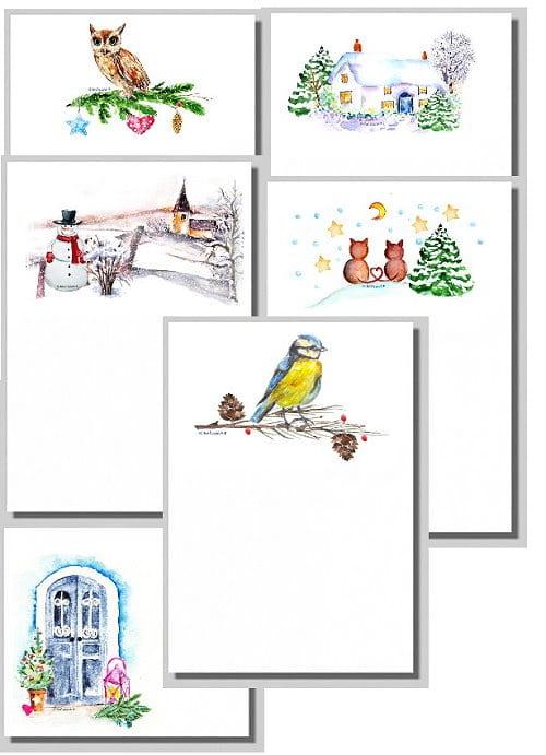 neues-briefpapier-weihnachten