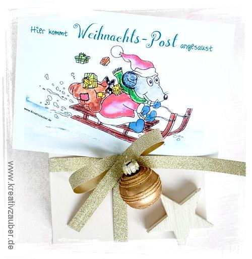 weihnachtskarte kostenlos ausdrucken