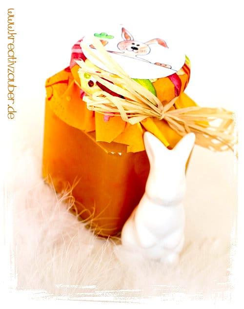 geschenk zu ostern basteln