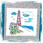 Stempel Leuchtturm