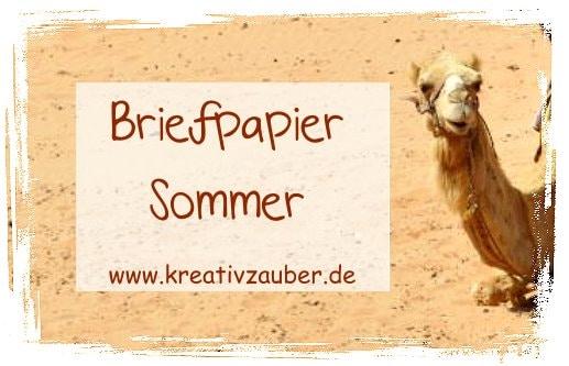 briefpapier sommer