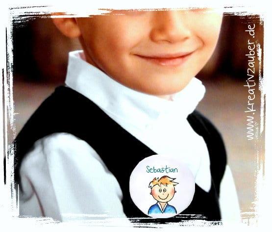button für kinder