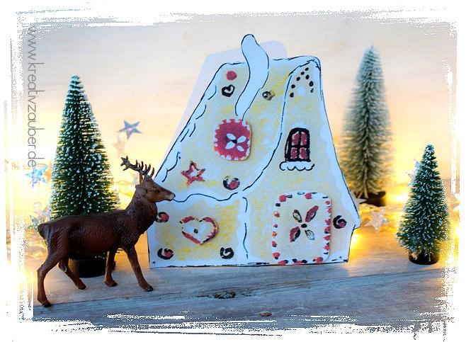 weihnachtskarte ausdrucken
