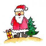 Weihnachtsmann oder Nikolaus