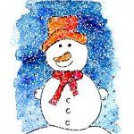 Kartengrüße zu Weihnachten