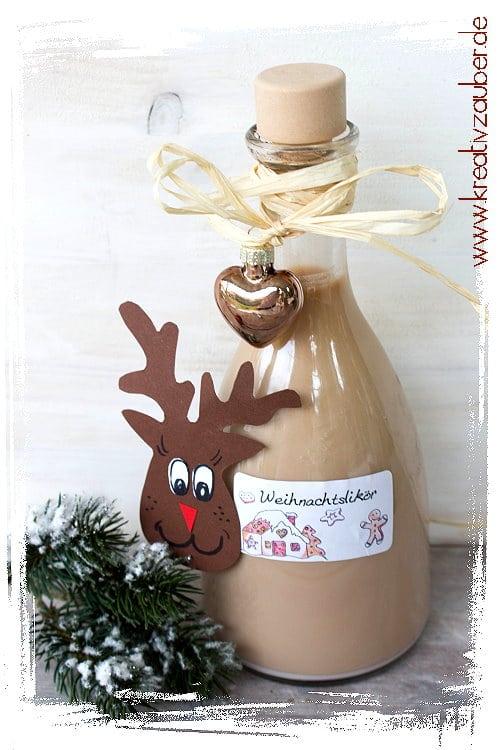 last minute geschenk likör weihnachten