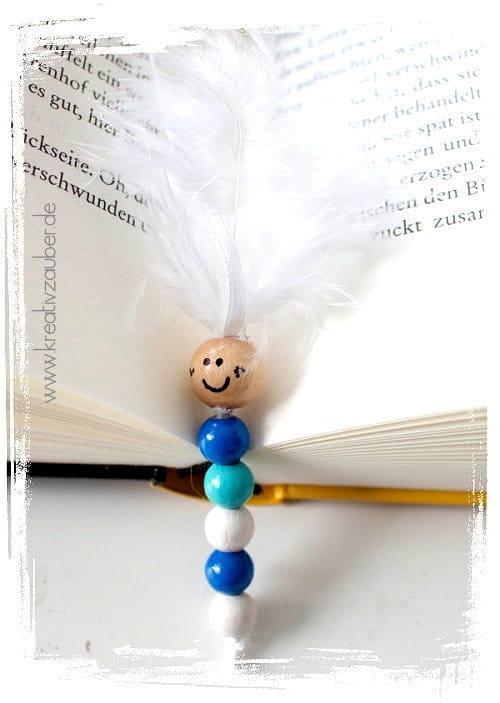 Bücherwürmer - Bücherwurm - basteln mit Kindern