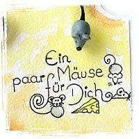 Geldgeschenk Mäuse