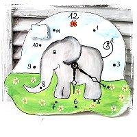 Elefantenuhr