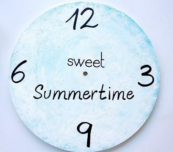 sweet summertime aufkleber