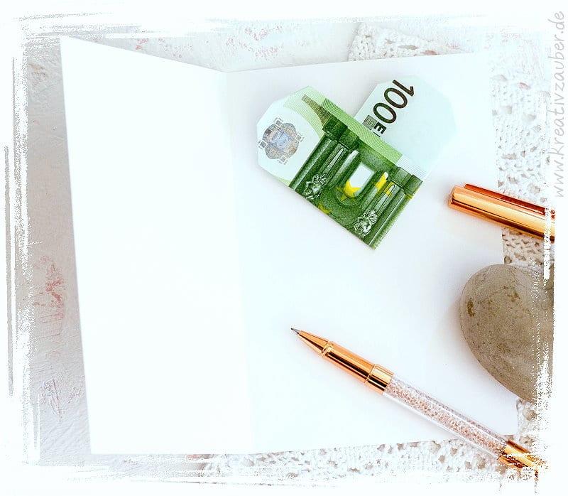 Geldgeschenke Originell Verpacken Viele Ideen Kreativzauber