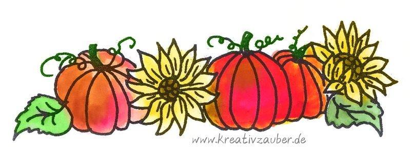 Prächtig Ausmalbilder Herbst - Malvorlagen - Kreativzauber® @PR_49