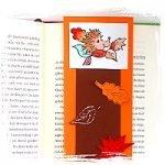 Lesezeichen Herbst