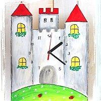 Bastelvorlagen für Uhren