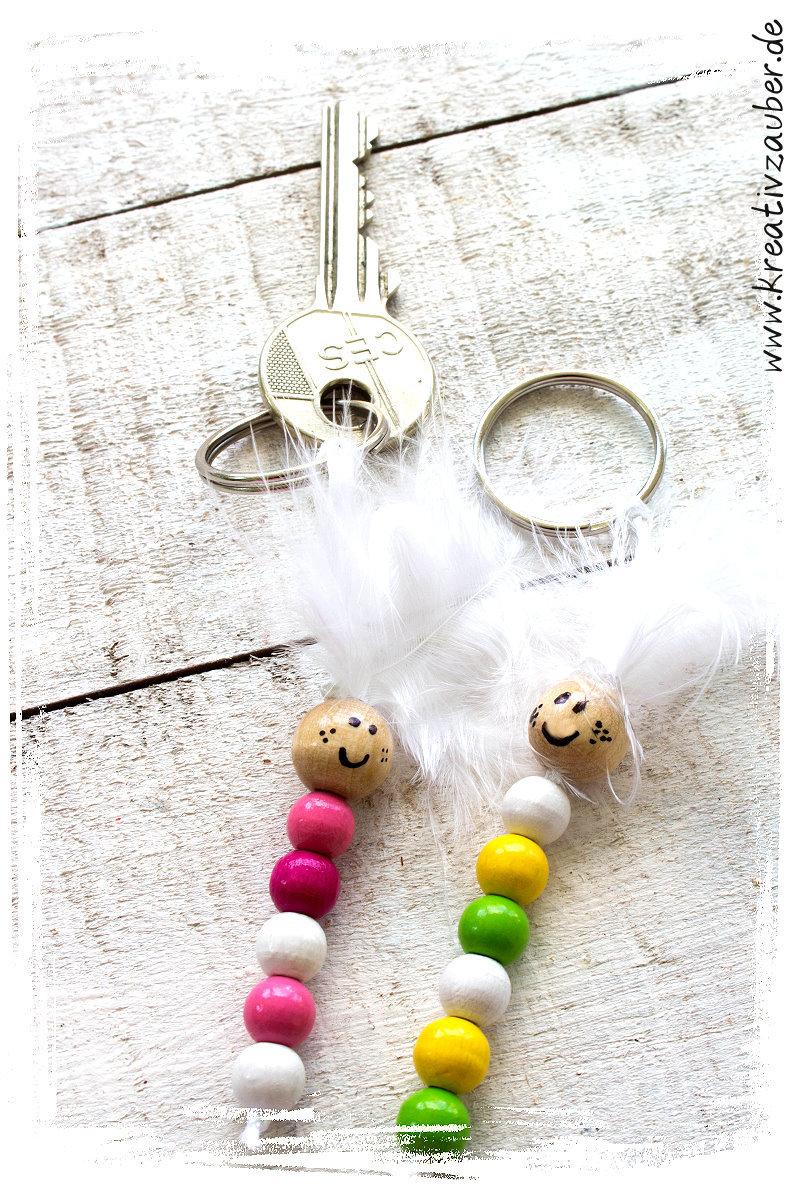 Extrem Schlüsselanhänger selber machen ☆ Kreativzauber® HI07